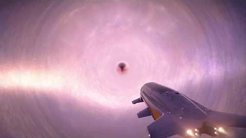 Black Hole - Elite Dangerous
