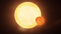Elite-Dangerous-Binary-Star
