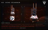 Aegis AX Xeno Scanner