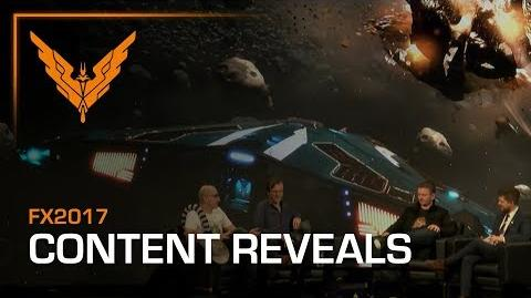 Elite Dangerous Frontier Expo 2017 Content Reveals