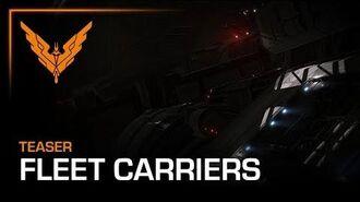 Fleet Carrier Teaser