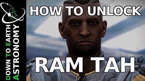 How to unlock Ram Tah Elite Dangerous
