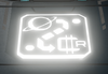 CG Decal Trading White Emissive