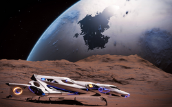 Imperial-Clipper-Landed-Planet