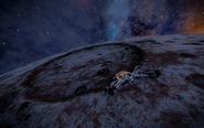 Planet-Crater-Ship
