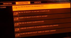 Bounty vouchers