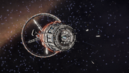 Jaques Station traffic