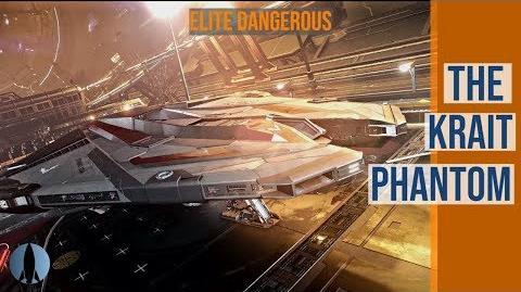 Video - The Krait Phantom (with Scott Manley) Elite
