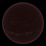 Helium-rich Gas Giant
