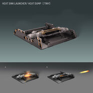 Heat Sink Launcher artwork dev1