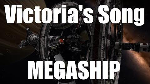Elite Dangerous - Victoria's Song Mega Ship