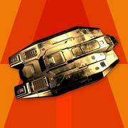 Golden Type-6 store icon