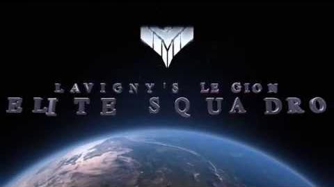 Elite Dangerous- Lavigny's Legion Velite Squadron Cinematic