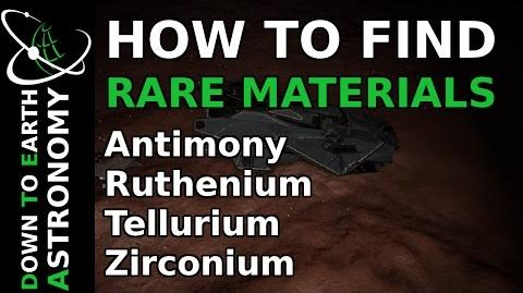 HOW TO FIND RARE ENGINEERING MATERIALS ELITE DANGEROUS