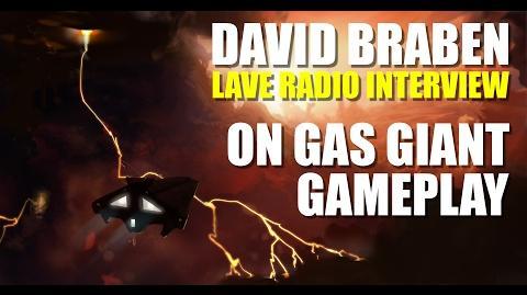 David Braben on Gas Giant plans for Elite Dangerous