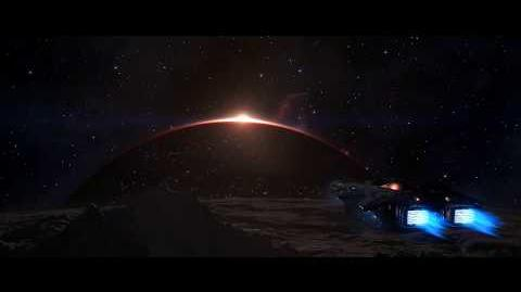 Elite Dangerous - High Speed Moon