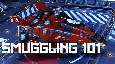 Elite Dangerous How To Make Money Smuggling The Hauler