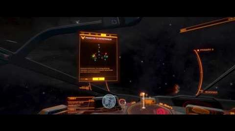 Elite Dangerous CMDR Flirble Rasok promoted to Entrepreneur