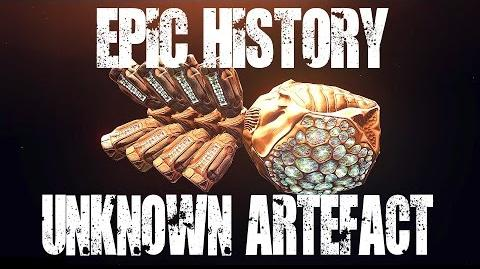 Elite Dangerous - Epic History of The Unknown Artefact
