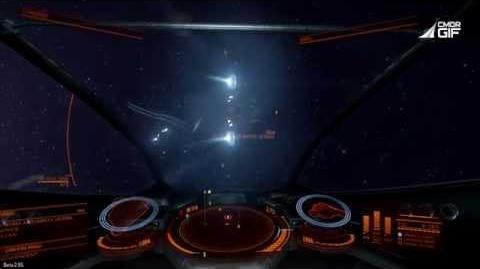Elite-Dangerous - Обзор кораблей - Viper