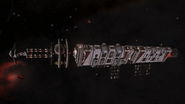 Sadler's Song Megaship