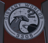 Distant Worlds 3305 decal