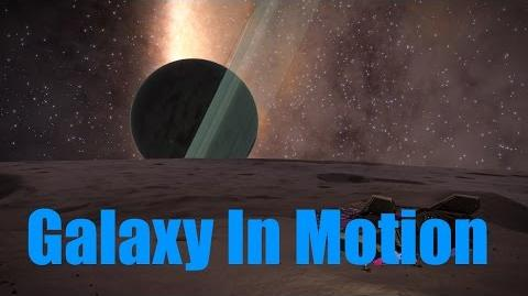 Elite Dangerous Horizons - Galaxy In Motion