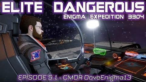 Elite Dangerous The Enigma Expedition 3304 Vol 5