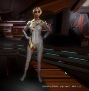 Frontier Expo 2017 Pilot Suit