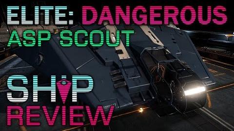 Asp Scout Ship Review ► Elite Dangerous