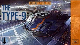 The Type 9 Heavy Elite Dangerous