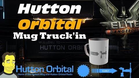 Elite Dangerous Horizons the Pilgrimage to Hutton Orbital ☕- gotta get the MUG!