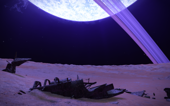 Wreck On HIP38064 1
