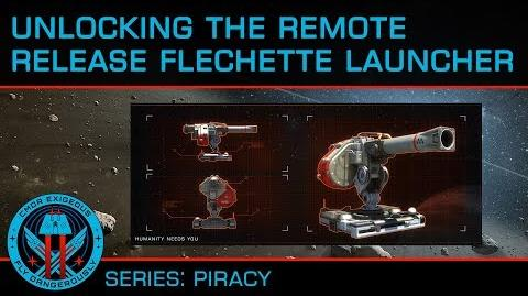 Tutorial- Unlocking the Remote Release Flechette Launcher