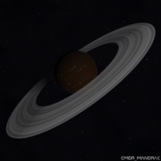 Water based life gas giant
