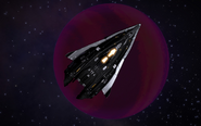 Black-Fer-de-Lance-Ship-Top