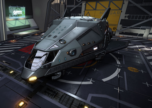 Hauler-ship-docked-front