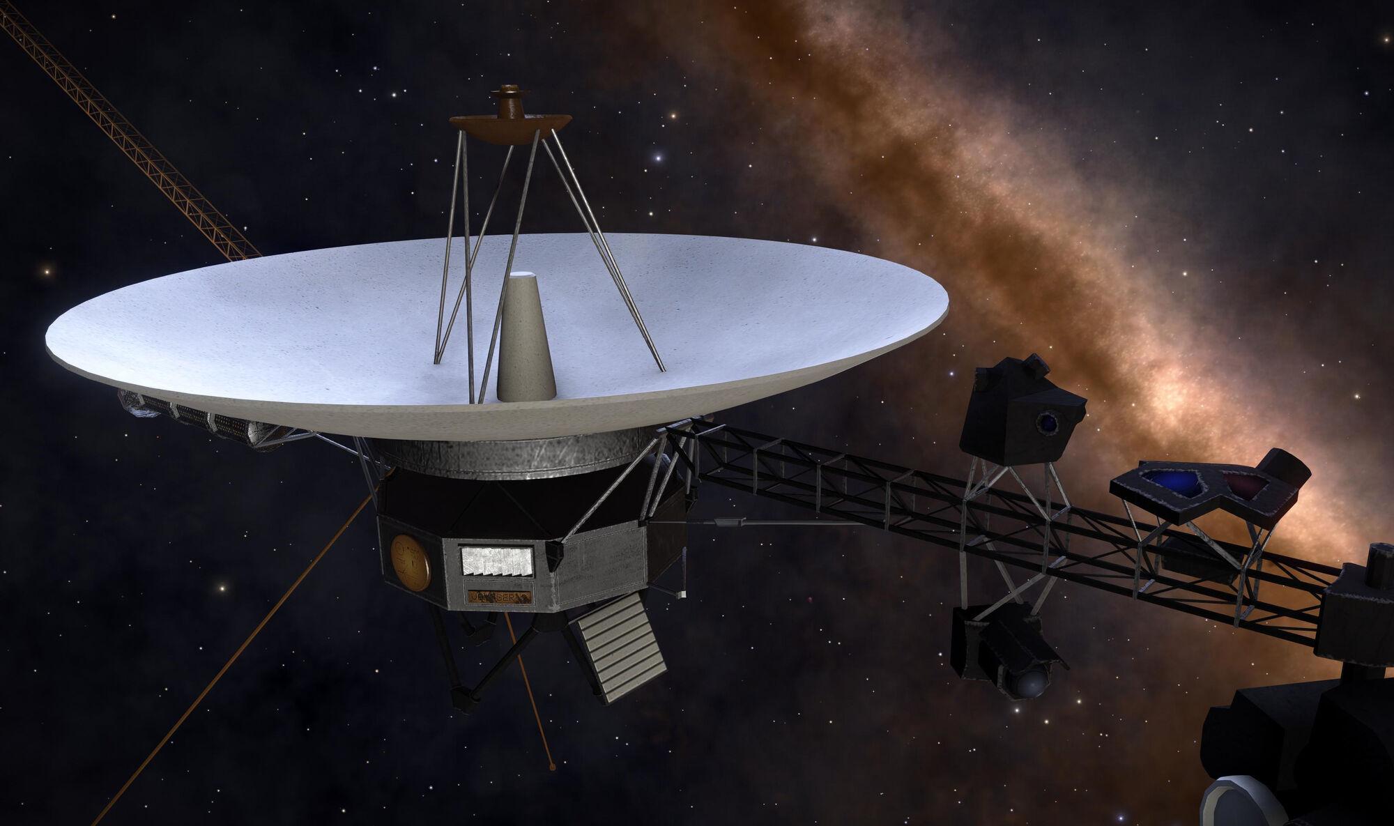 Voyager 2 | Elite Dangerous Wiki | FANDOM powered by Wikia