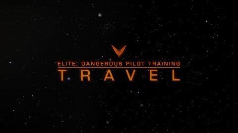Elite Dangerous Pilot Training - Travel