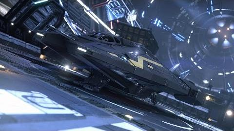 Viper MkIII - Faulcon DeLacy Elite Dangerous