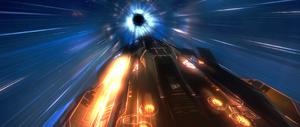 Anaconda-Hyperspace-Jump