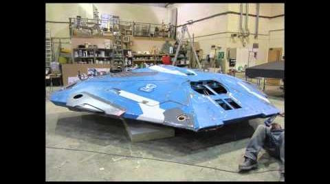 Building a Cobra MKIII
