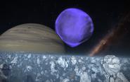 The-Bubble-Nebula-Gas-Giant