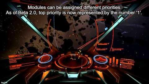 'Elite Dangerous' Beta v2.04 - Opportunist (Flight Assist Off)