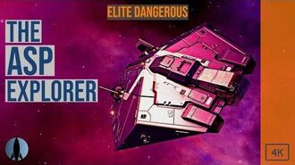 The Asp Explorer Elite Dangerous
