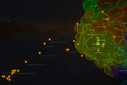 Thargoid attacks May 10 3304