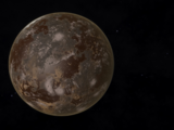 Ammonia Planet