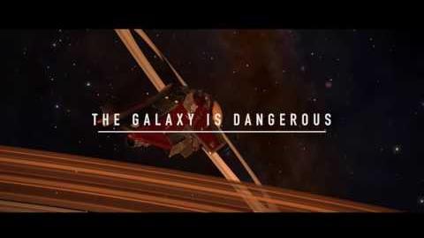 Elite Dangerous (Trailer) • CTRL ALT SPACE 2017