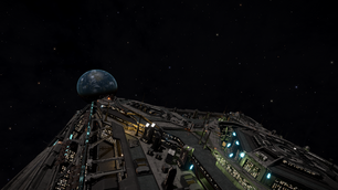 Planet Lave and Lave Station