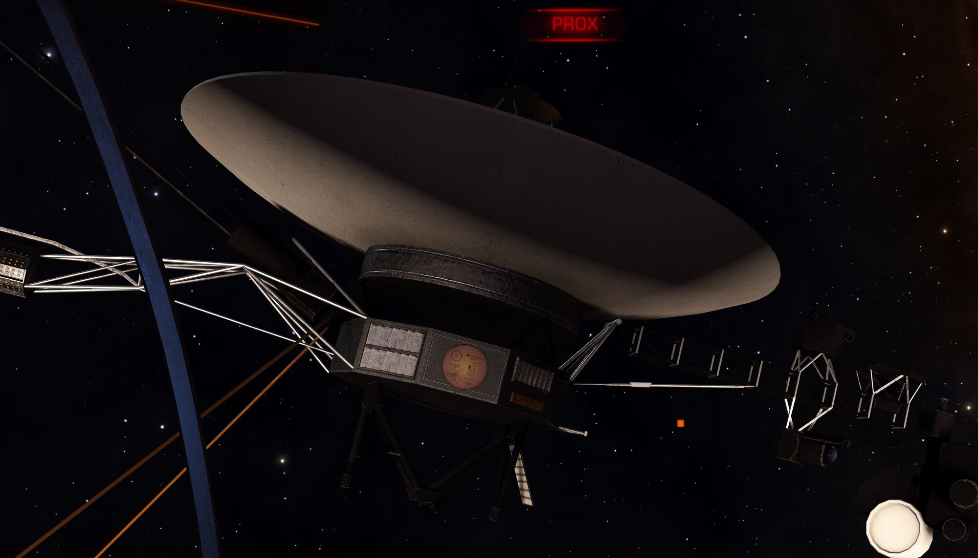voyager 1 speed - HD 2000×1143